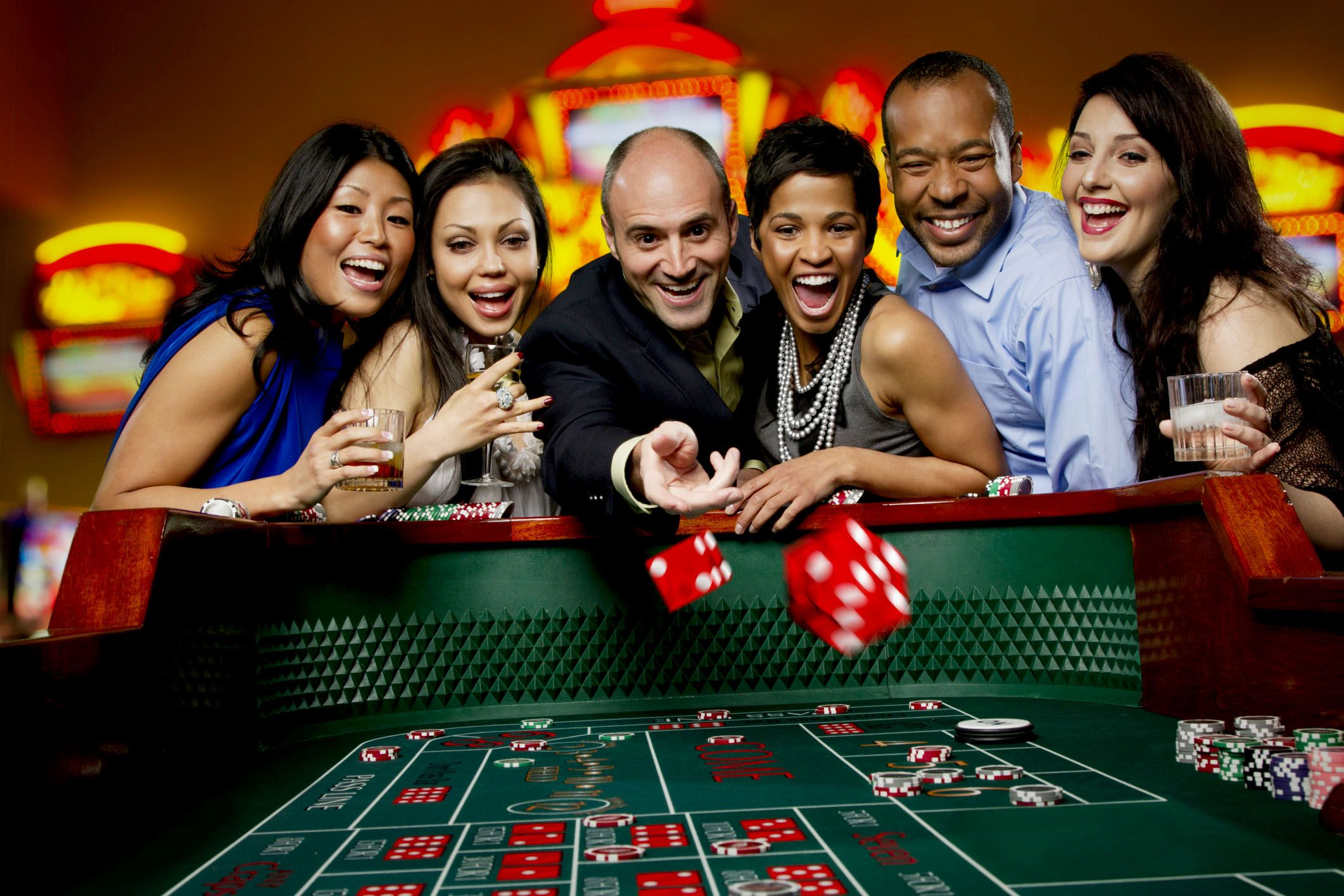 Casino tours in Slovenia